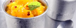 Chili-Mango Sorbet