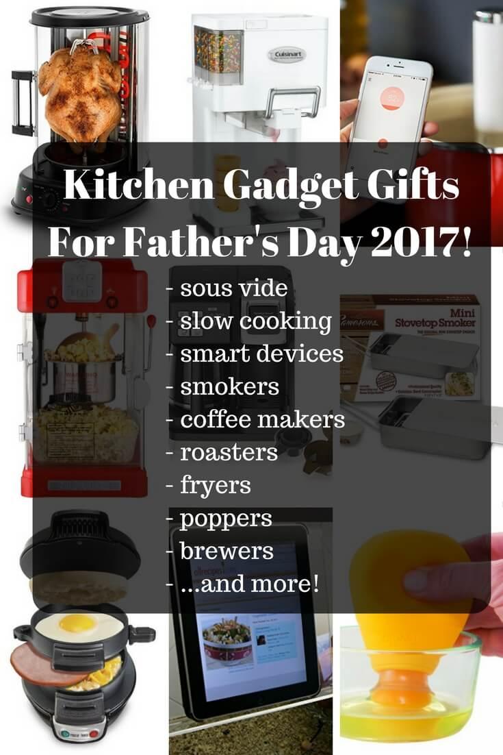 kitchen gadget gift ideas on FoodForNet.com