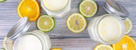 Sous Vide Citrus Yogurt