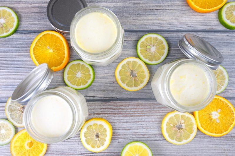 Sous Vide Citrus Yogurt Recipe