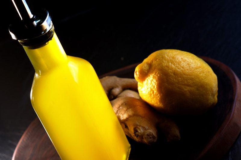 Sous Vide Ginger Lemon Oil Recipe