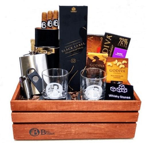 The-Executive-Gift-Basket