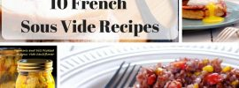 10 Impressive French Sous Vide Recipes