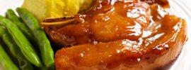 Citrus-Balsamic Pork Chops