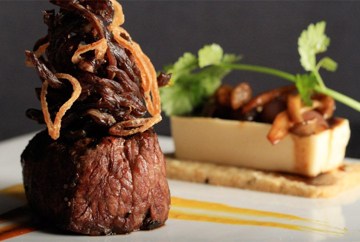 Peruvian Inspired Sous Vide Filet Mignon