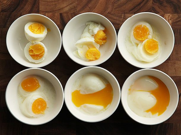 Sous Vide-Style Eggs