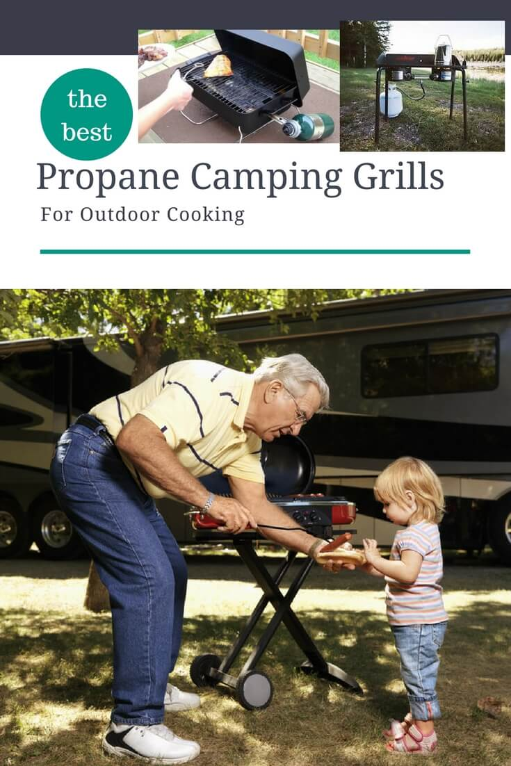 best propane camping grills