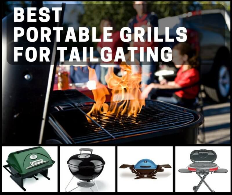 Best Portable Grills for Tailgating