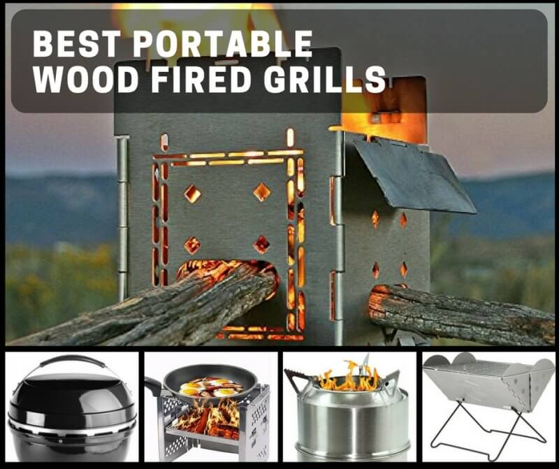 Best Portable Wood Fired Grills