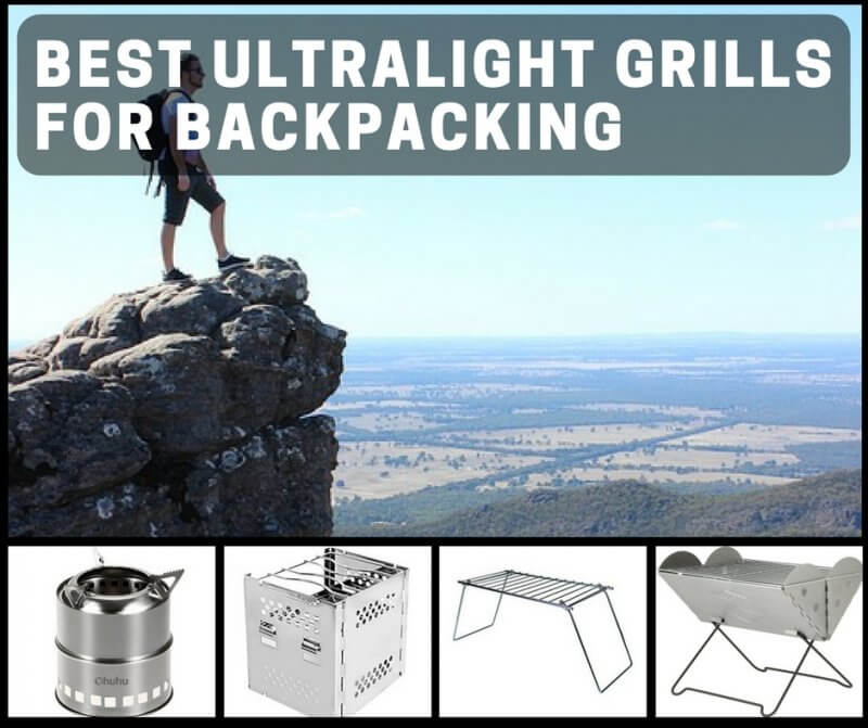 Best Ultralight Grills for Backpacking