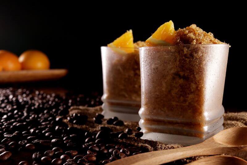 Cointreau Coffee Granita