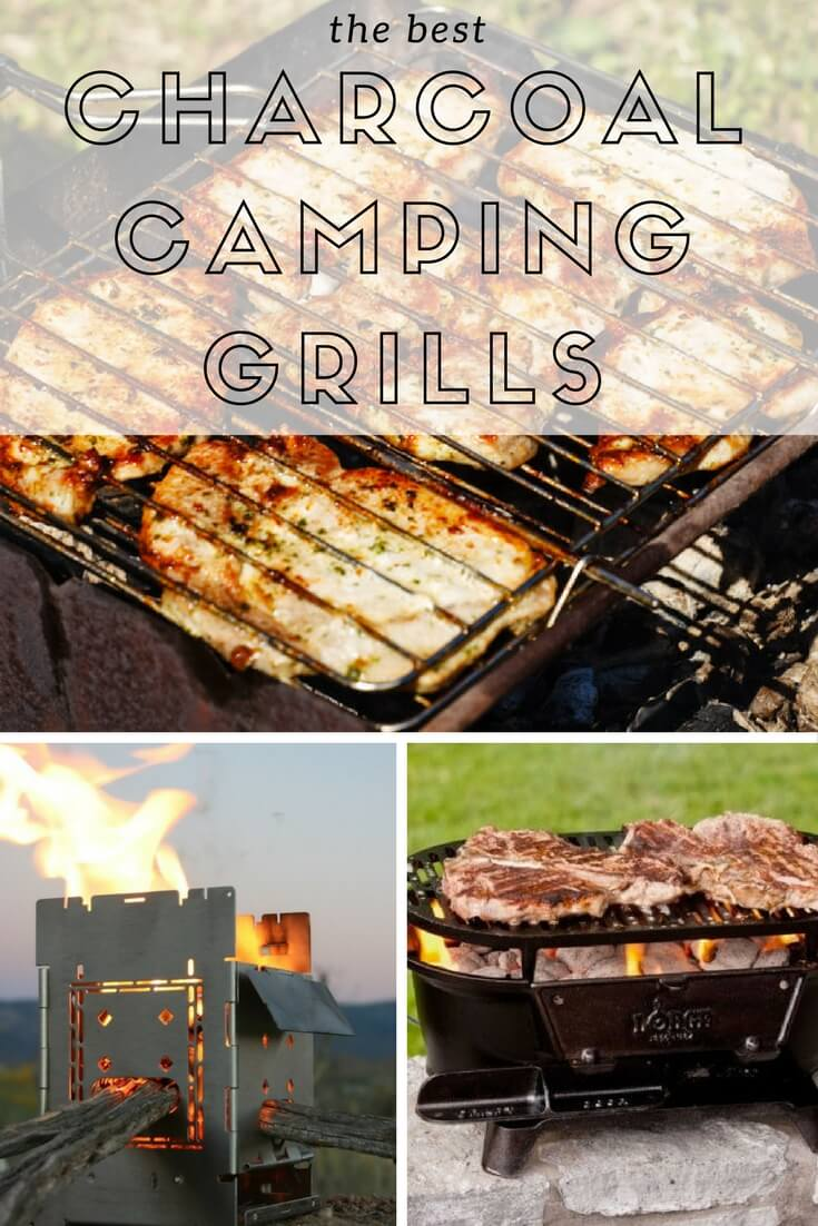 best Charcoal Camping Grills