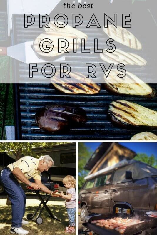 The Best Propane Grills for RVs