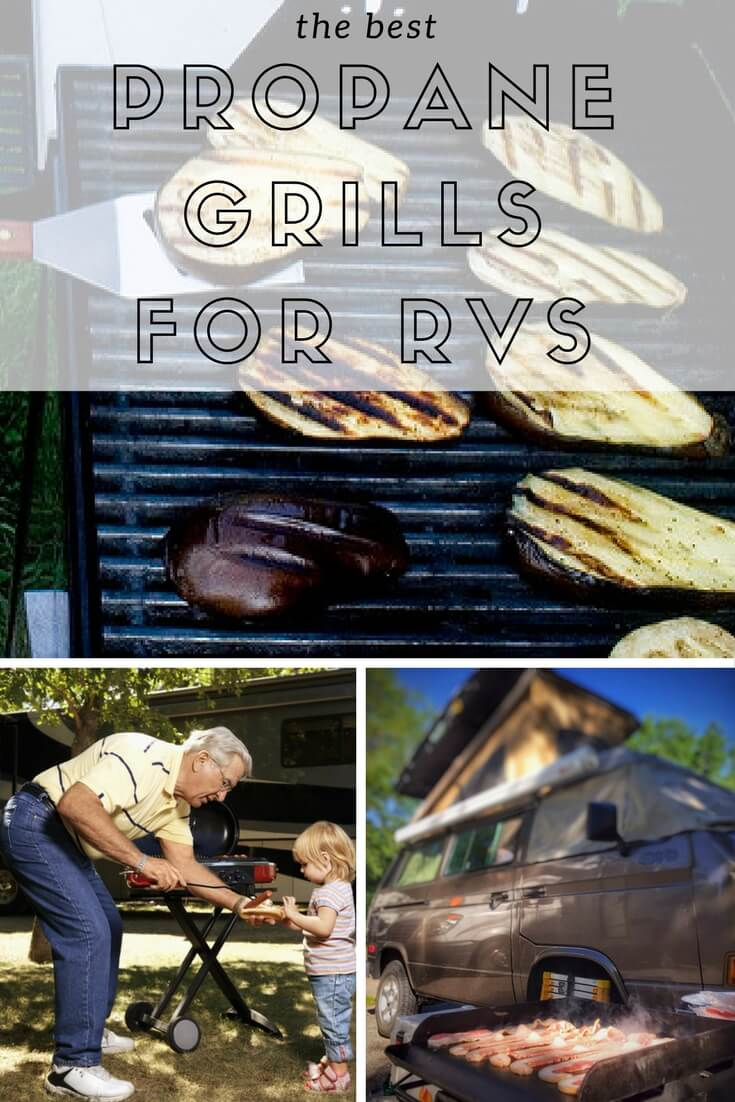 best propane grills for RVs