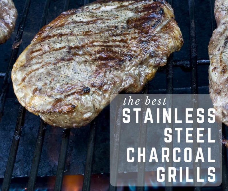 the-best-stainless-steel-charcoal-grills