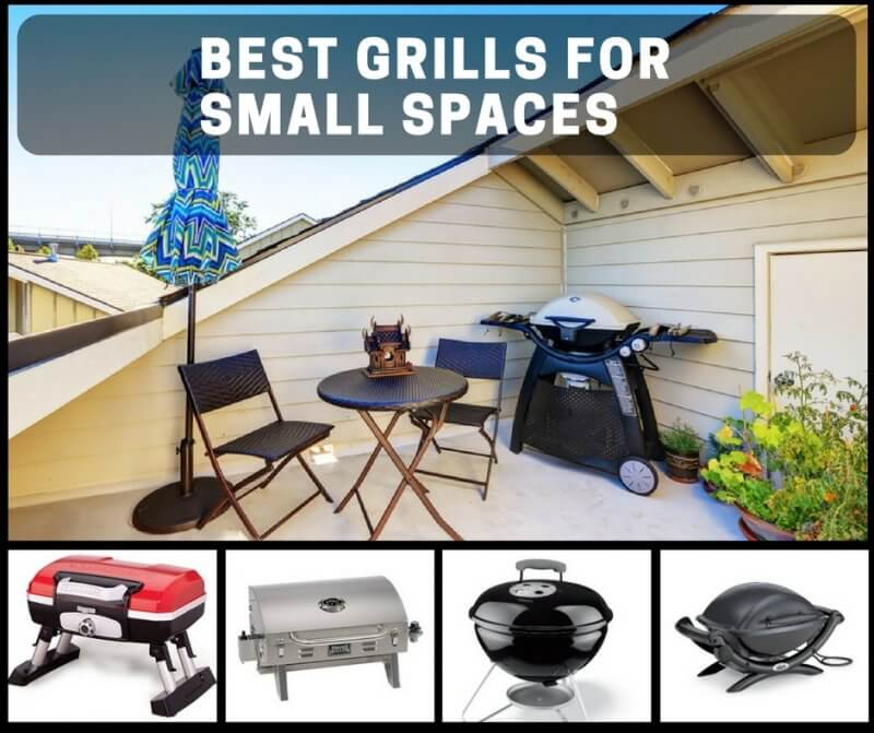 Best Grills for Small Spaces: Inside, Outside, Anywhere!