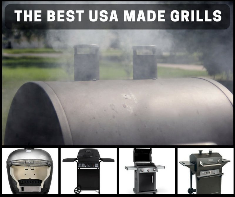 Best USA Made Grills