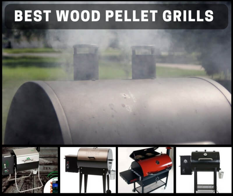 Best Wood Pellet Grills For Authentic, Easy, Precise Grilling & Smoking