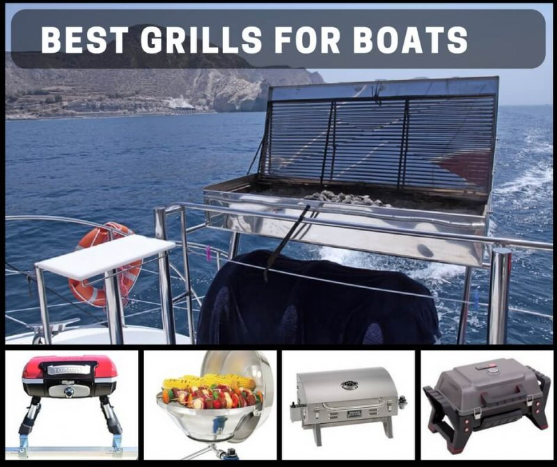 best grills for boats