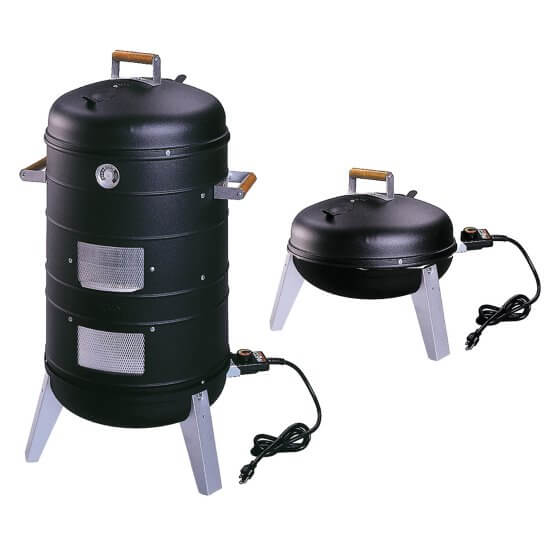 Southern Country 4-in-1 Dual Fuel Water Smoker