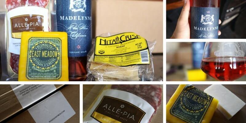 Wine Down Box Review: Cheese & Wine Pairing Subscription Box!