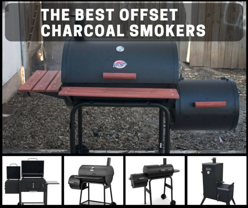 best offset charcoal smokers