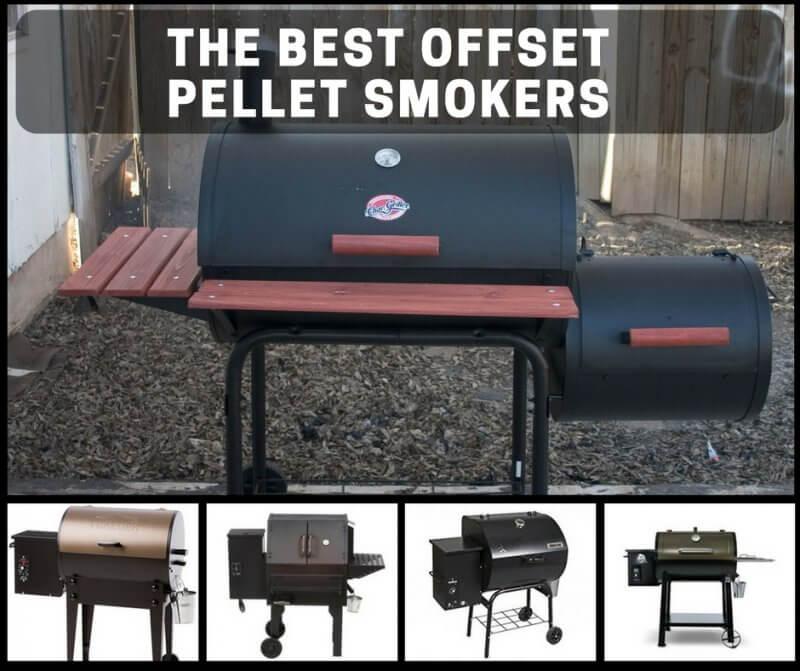 Top 5 Best Offset Pellet Smokers You Can Buy Online