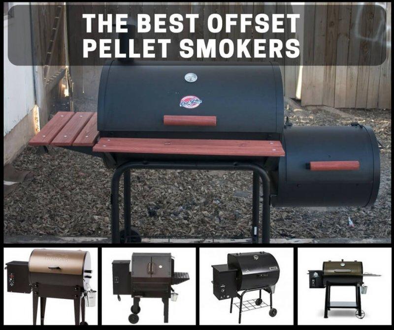 best offset pellet smokers