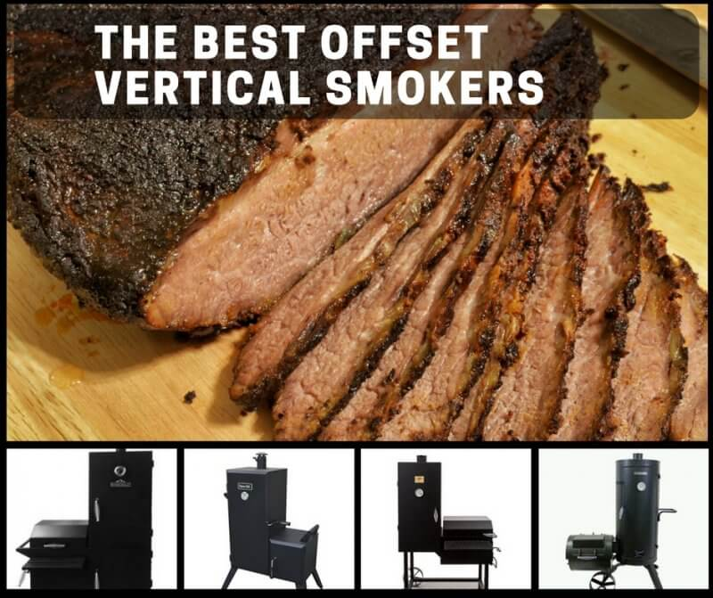 Best Offset Vertical Smokers For Small Footprint, High Quality Smoking