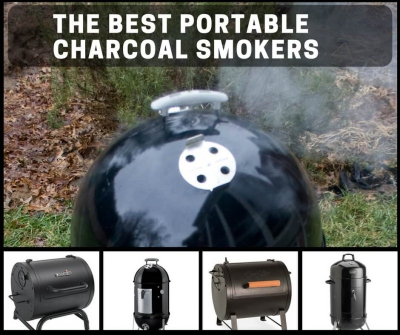 Best Portable Charcoal Smokers