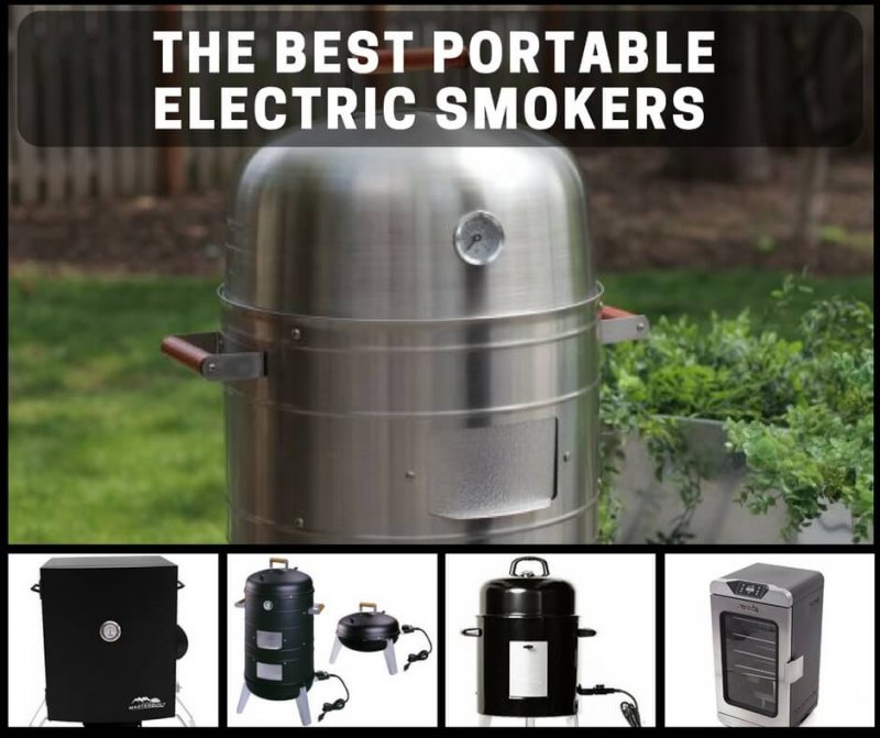 Best Portable Electric Smokers