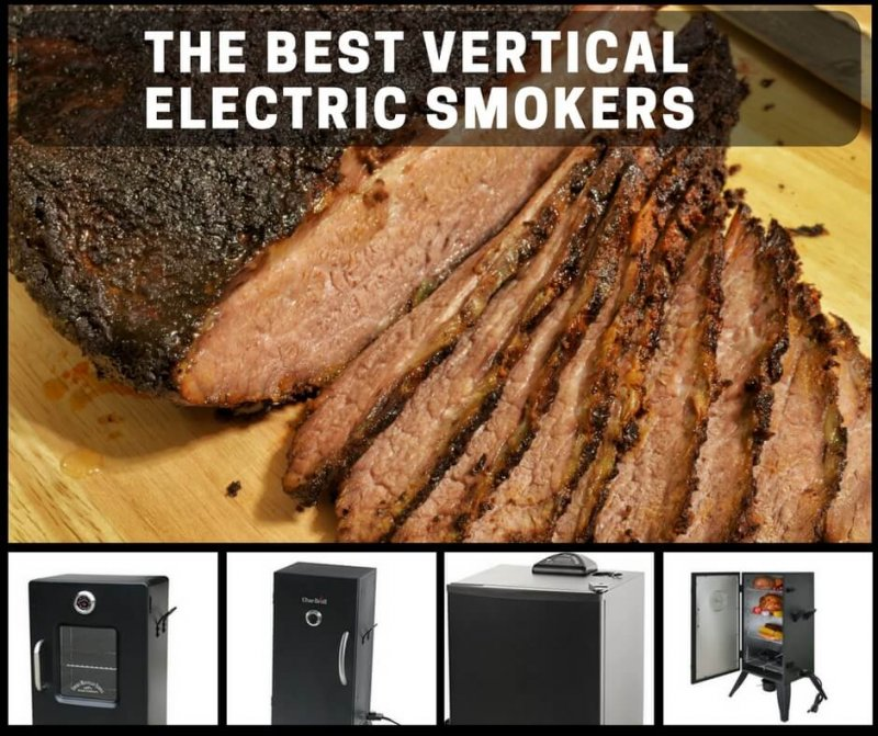 Best Vertical Electric Smokers
