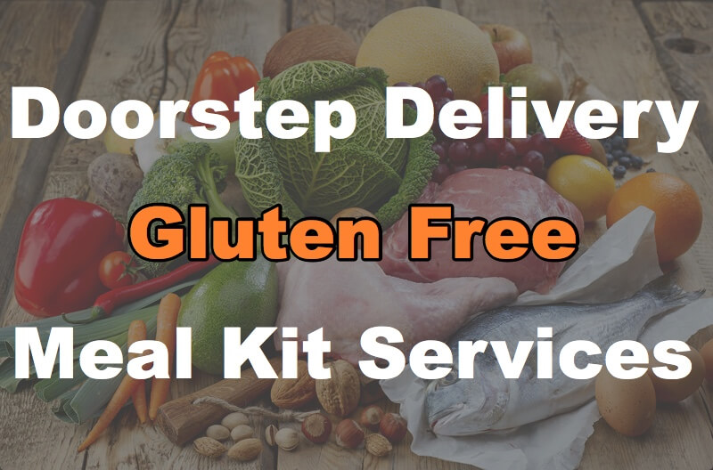 gluten free meal kit services
