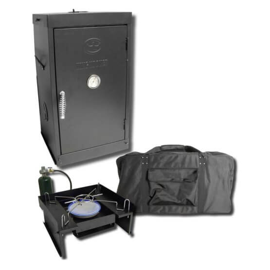 King Kooker Outdoor Chefs Smoker Oven and Stove