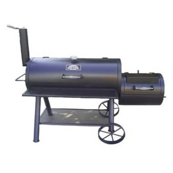 Smoke Hollow Pro Smoker Deluxe Barrel Grill