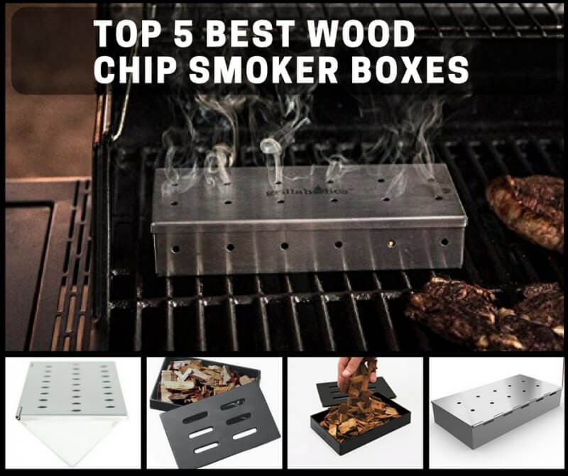 Top 5 Best Wood Chip Smoker Boxes Available Online