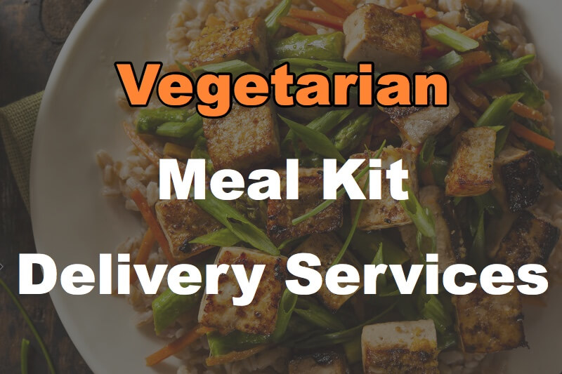 vegetarian meal kit delivery services