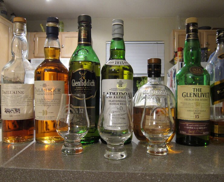 best scotch of the month clubs