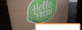 hello fresh meal kit delivery service review