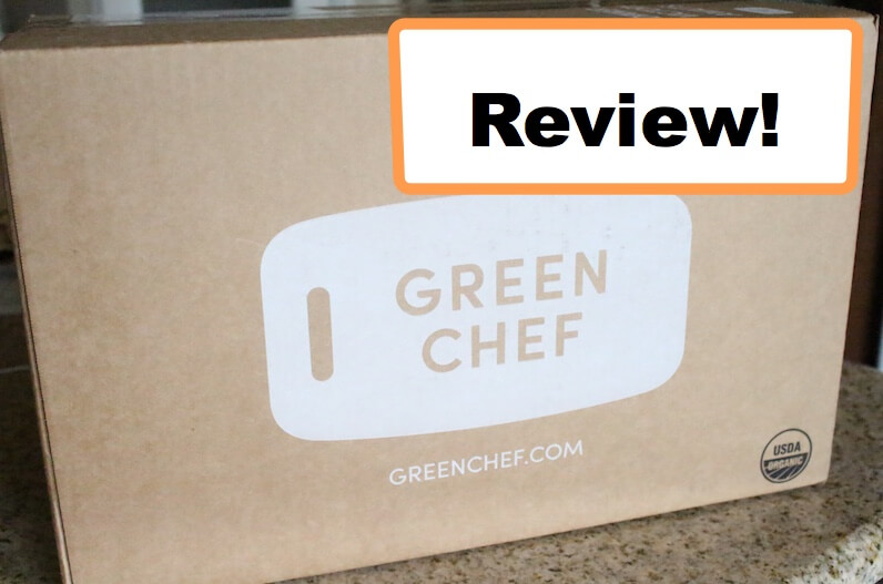 Green Chef Meal Kit Delivery Review