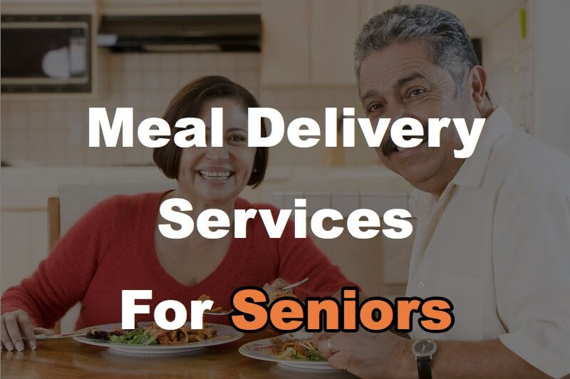 12 Services Delivering Healthy Meals To Seniors
