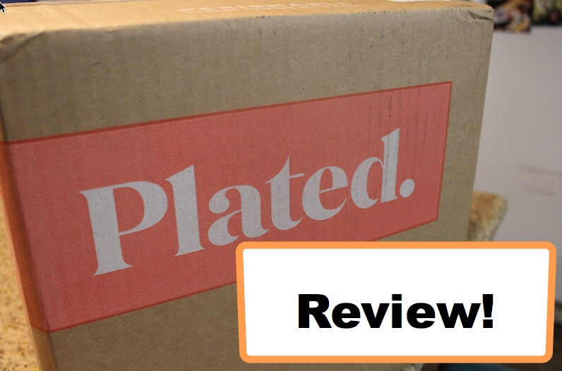 Plated Meal Kit Delivery Review