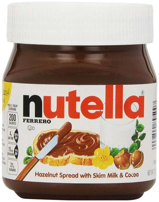 Nutella-Hazelnut-Spread