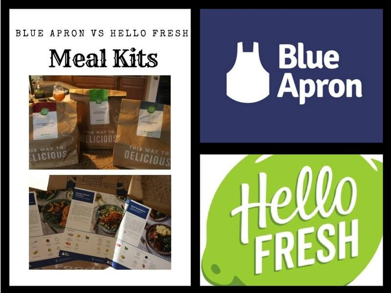 Blue Apron VS Hello Fresh Comparison: Which One Makes Sense for You?