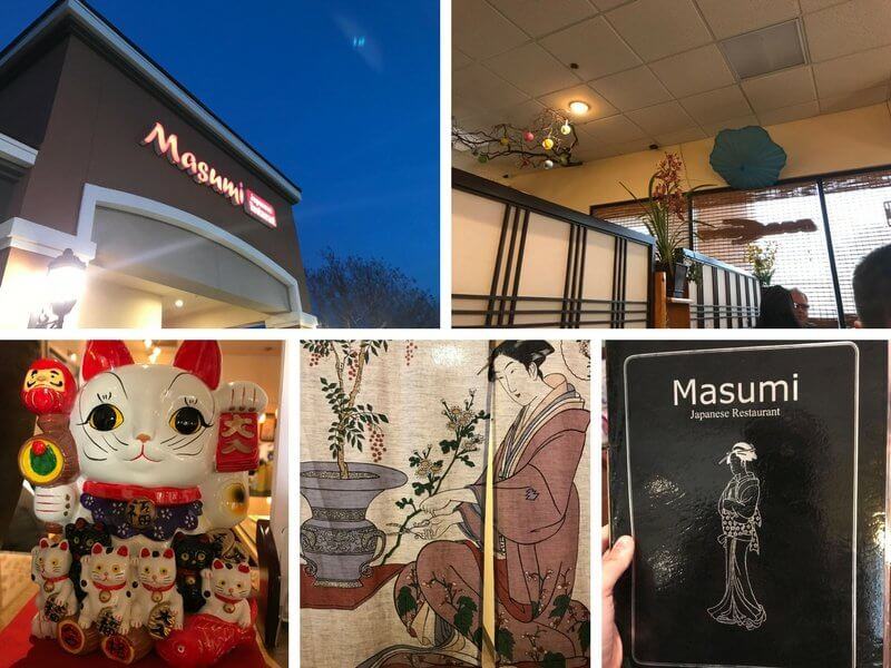 Masumi Sushi in Ripon Review: Great Dining Atmosphere!