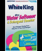 White King Ultra Powder Water Softener & Detergent Booster 77...