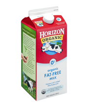 Horizon Organic Milk Fat-Free Organic