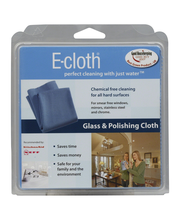 Glass & Polishing Cloth