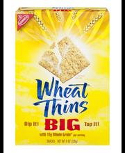 Nabisco Wheat Thins Big Snacks 8 oz. Box