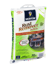 Morton® Clean and Protect™ Water Softener Pellets 40 lb Bag